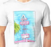 Motel Monterey Unisex T-Shirt