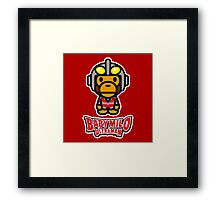 Milo Ultraman Framed Print