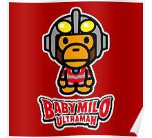 Milo Ultraman Poster