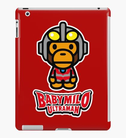 Milo Ultraman iPad Case/Skin