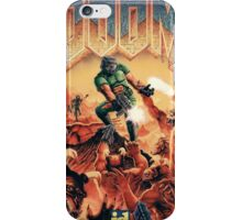 DOOM origin iPhone Case/Skin