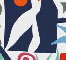 Inspired by Matisse Sticker