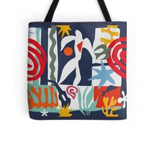 Inspired by Matisse Tote Bag