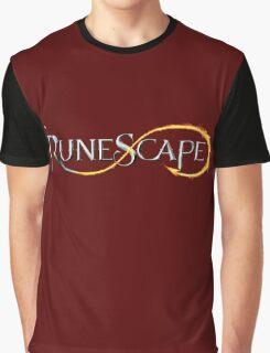 Runescape Logo Graphic T-Shirt