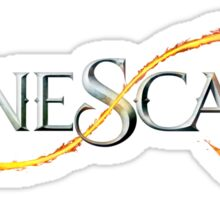 Runescape Logo Sticker