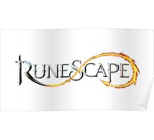Runescape Logo Poster