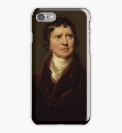 Portrait of Henry Dundas. Lawrence , Sir Thomas Lawrence iPhone Case/Skin