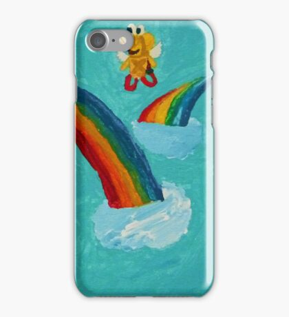 Fanciful Fluff and Feathers iPhone Case/Skin