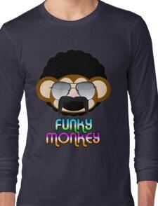 Funky Monkey Long Sleeve T-Shirt