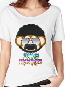 Funky Monkey Women's Relaxed Fit T-Shirt