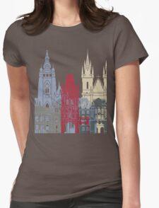 Prague skyline poster T-Shirt