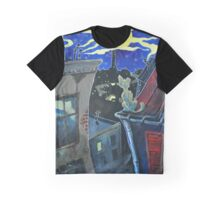 Dog's Eye View Graphic T-Shirt