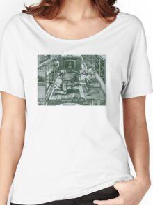 Modern Technology Women's Relaxed Fit T-Shirt