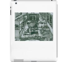 Modern Technology iPad Case/Skin