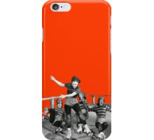 ROLLER DERBY VINTAGE GIRLS gerry murray iPhone Case/Skin