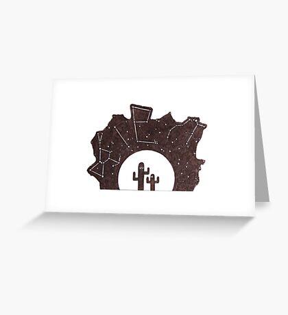 Still Awake Greeting Card