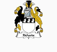 Richards Coat of Arms / Richards Family Crest Unisex T-Shirt
