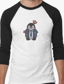 Moriarty Penguin Men's Baseball ¾ T-Shirt