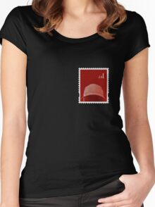 Skepta Konnichiwa pocket Women's Fitted Scoop T-Shirt