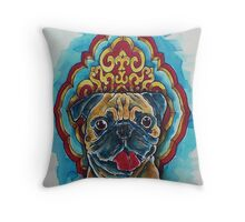 Puggy Wuggy Throw Pillow