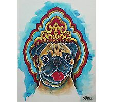 Puggy Wuggy Photographic Print