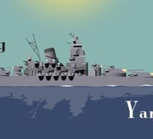 Yamato Sticker