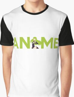 Anime Shirt Graphic T-Shirt