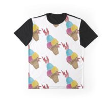 ICE CREAM MAN Graphic T-Shirt