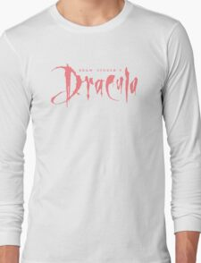 Bram Stokers Dracula Long Sleeve T-Shirt