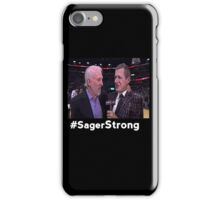 Stay Strong Sager iPhone Case/Skin