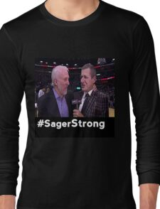 Stay Strong Sager Long Sleeve T-Shirt