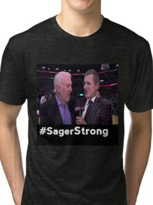 Stay Strong Sager Tri-blend T-Shirt