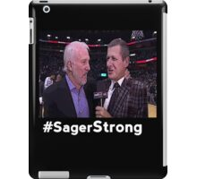 Stay Strong Sager iPad Case/Skin