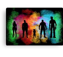 The Guardians Canvas Print