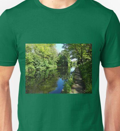 The River Thames #1 Unisex T-Shirt
