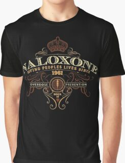 Naloxone 1961 Graphic T-Shirt