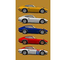 Datsun Fairlady 240Z Photographic Print