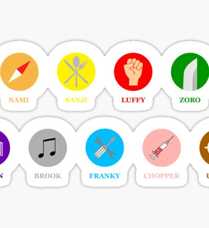 The perfect tripulation Sticker