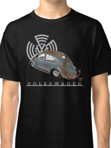 Split Window Bug Classic T-Shirt