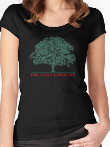 THE LADD COMPANY - BLADE RUNNER INTRO Women's Fitted Scoop T-Shirt