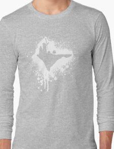 Flying windmill Long Sleeve T-Shirt