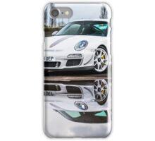 Porsche GT3RS 4.0 iPhone Case/Skin