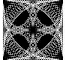 Web pattern Photographic Print
