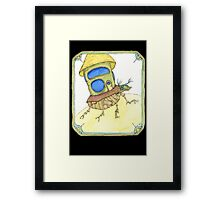 Bringing The Cosmos To Your Doorstep Framed Print
