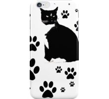 i love the purrryng CATS iPhone Case/Skin