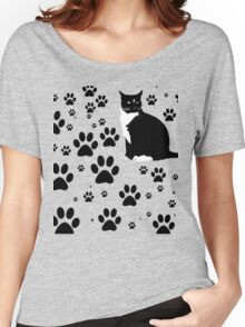 i love the purrryng CATS Women's Relaxed Fit T-Shirt