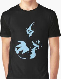 Mega Charizard X Graphic T-Shirt