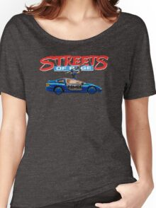 STREETS OF RAGE POLICE SUPPORT  Women's Relaxed Fit T-Shirt