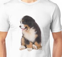 Bernese Mountain Dog puppy Unisex T-Shirt