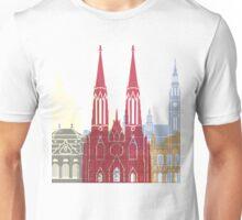 Vienna skyline poster Unisex T-Shirt